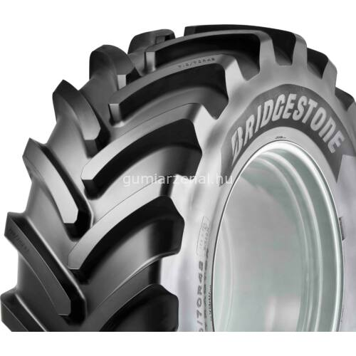 320/85R24 12.4R24 BRIDGESTONE VX TRACTOR TL 127D 124E Traktor, kombájn, mg. gumi